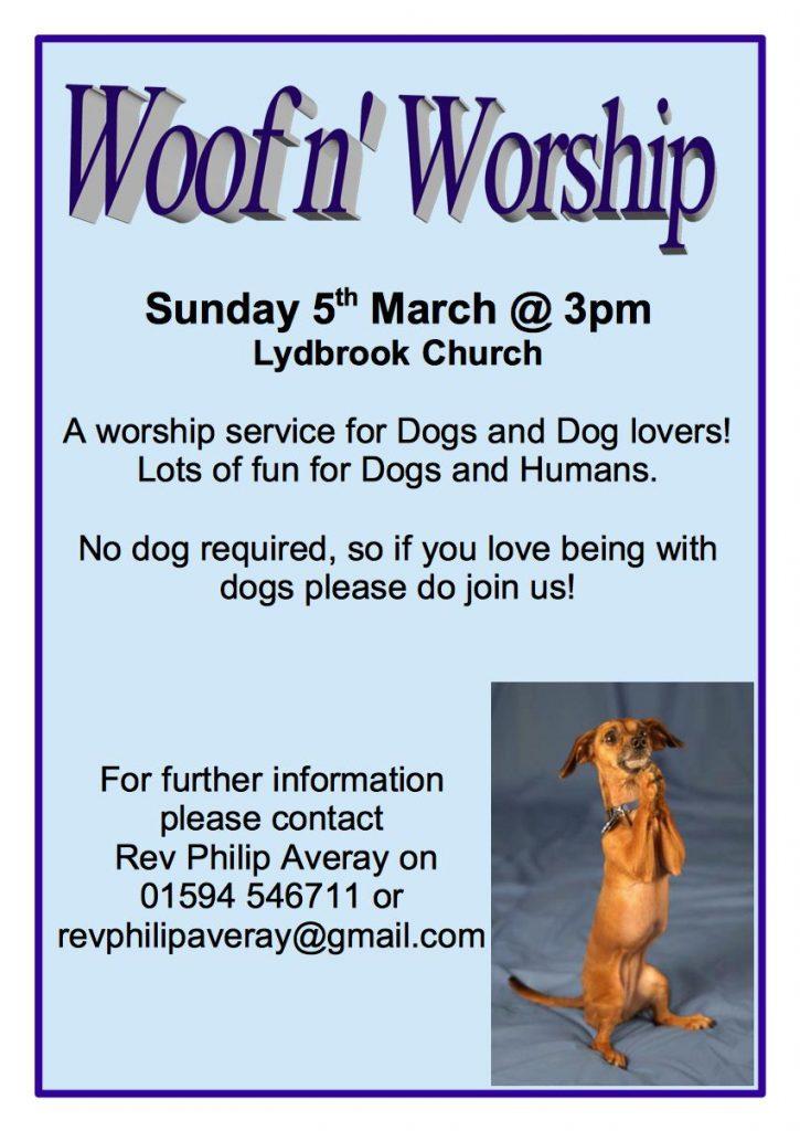 Woof n' Worship