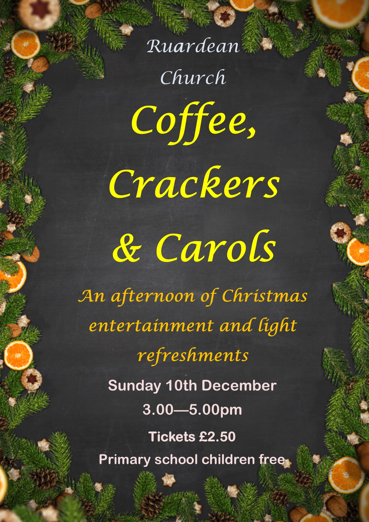 Crackers & Carols